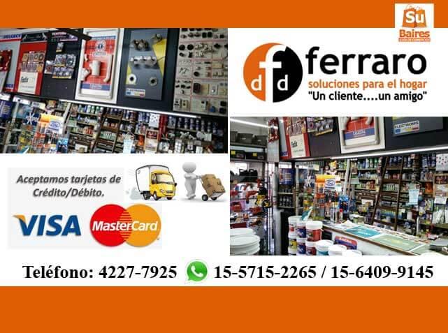 Ferreteria-Ferraro-wilde-repuestos-herramientas-sanitarios-subaires-guia
